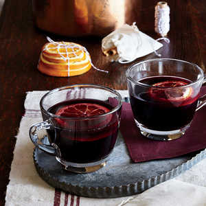 Spiced Mulled WineRecipe