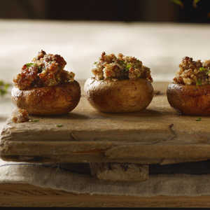 Stuffed Mushrooms Recipe
