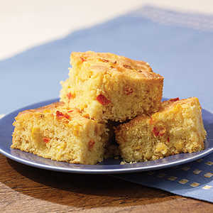 Super-Moist Cornbread with Real MayonnaiseRecipe