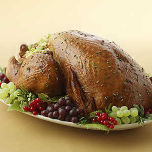 Super Moist Roasted TurkeyRecipe
