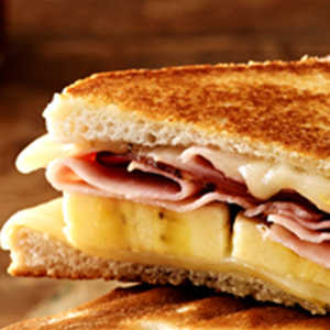 Banana Grilled Cheese Recipe