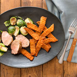 Sweet Molasses Marinated Pork Tenderloin Recipe