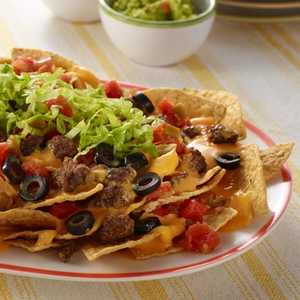 VELVEETA® Fast n' Tasty Loaded Nachos [Ad] Recipe