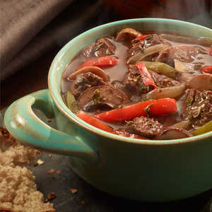 Better Than Bouillon® Potted Italian Beef with Sweet Peppers [Ad] Recipe