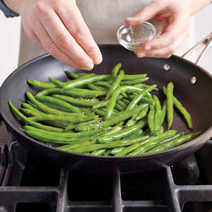 Quick and Easy Green BeansRecipe