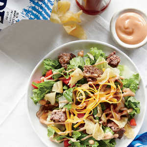 The Cheeseburger SaladRecipe