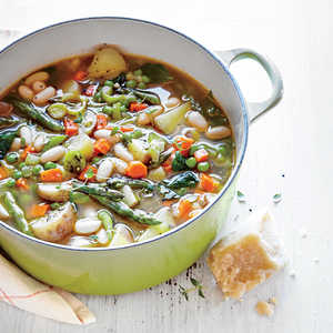 Spring Vegetable SoupRecipe