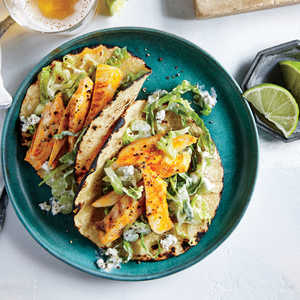 Grilled Buffalo Chicken Tacos Recipe