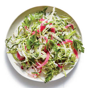 Pickled Onion Slaw Recipe