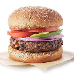 20-Minute Black Bean BurgersRecipe
