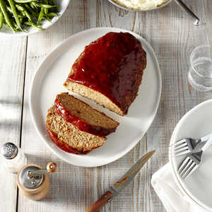 Master Turkey Meatloaf Recipe