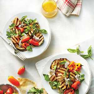 Grilled Southern Garden Salad Recipe
