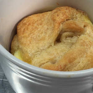 4-Ingredient Breakfast Soufflé