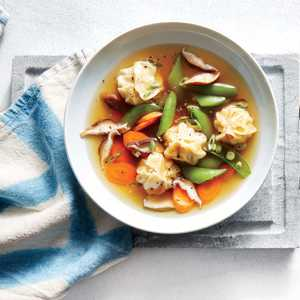 Chicken Wonton Soup Recipe