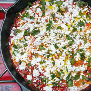 Breakfast Shakshouka Recipe