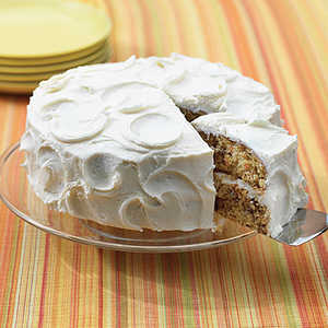 Super Moist Carrot Cake with Cream Cheese FrostingRecipe