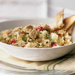 <p>Chicken and Couscous Salad</p>