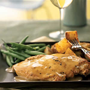 <p>Chicken with Lime Sauce</p>