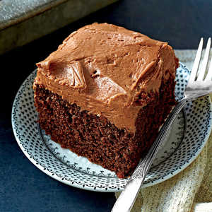 Chocolate-Mayonnaise CakeRecipe