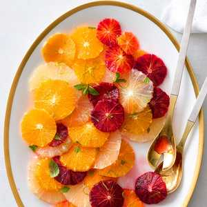 Citrus Salad With Tequila and LimeRecipe