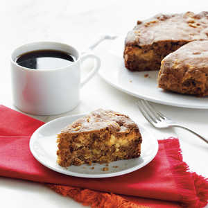 <p>Double Apple Cake</p>