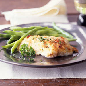 <p>Easy Baked Fish Fillets</p>