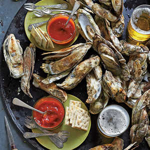 Easy Lowcountry Oyster RoastRecipe