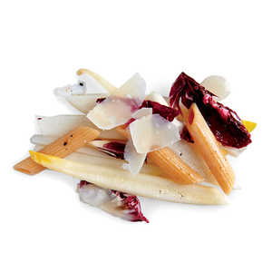 Endive Salad with Pasta and RadicchioRecipe