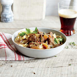 Flemish Beef and Beer StewRecipe