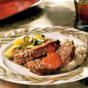 French Market Meat Loaf Recipe
