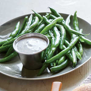 Green Beans with Dilly SauceRecipe