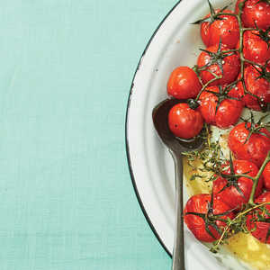 Grilled Tomatoes on the VineRecipe