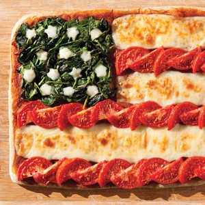 Pizza Flag Recipe