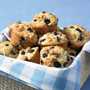 country crock blueberry banana muffins recipe Recipe