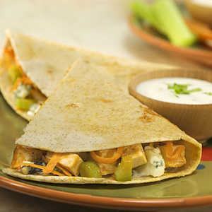 buffalo chicken quesadillas recipes Recipe