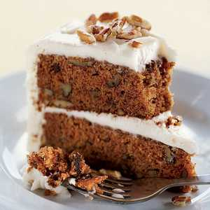 Orange-Carrot Cake with Classic Cream Cheese Frosting Recipe