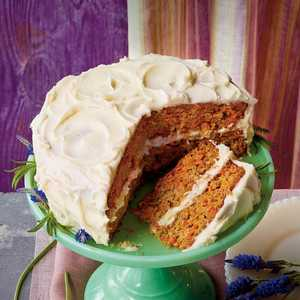 Layered Carrot Cake Recipe