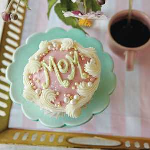 Mother's Day Cupcakes Recipe