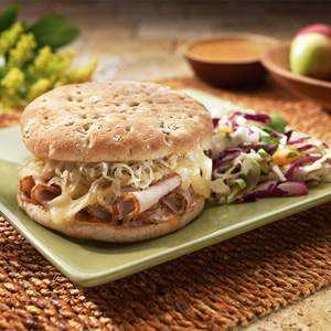 Arnold & Oroweat Sandwich Thins Turkey ReubenRecipe