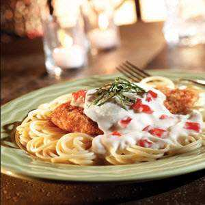 Bertolli No Fry White Chicken Parmigiano RecipeRecipe