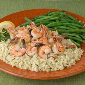 Knorr Rice & Pasta Shrimp Scampi & Rice RecipeRecipe