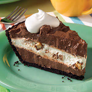 Candy Bar Pie RecipesRecipe