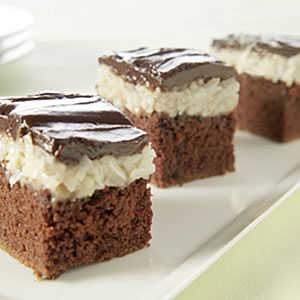 Coconut Candy Bar Cake Recipes Recipe