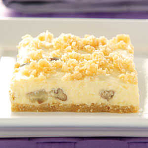 Heavenly Cream Squares RecipesRecipe