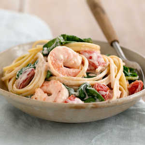 Shrimp-in-Love PastaRecipe