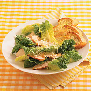 Grilled Chicken Caesar Recipe