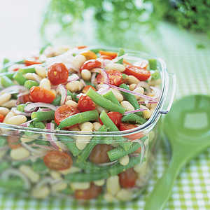 Two-Bean SaladRecipe
