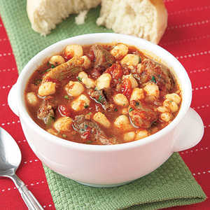 Pork-and-Hominy Stew Recipe