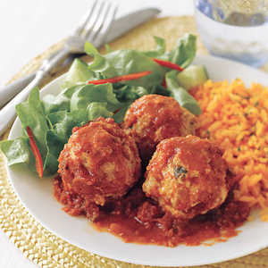 Turkey MeatballsRecipe