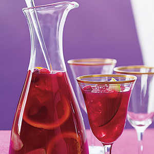 Cranberry Juice Sangria Recipe